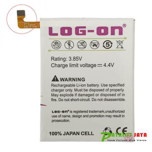 Kapasitas Baterai LOGON Double Power Asus Max Pro M1 ZB602KL C11P1706 Purwokerto