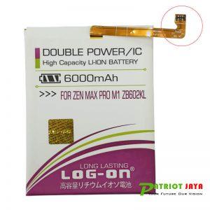 Jual Baterai LOGON Double Power Asus Max Pro M1 ZB602KL C11P1706 Purwokerto