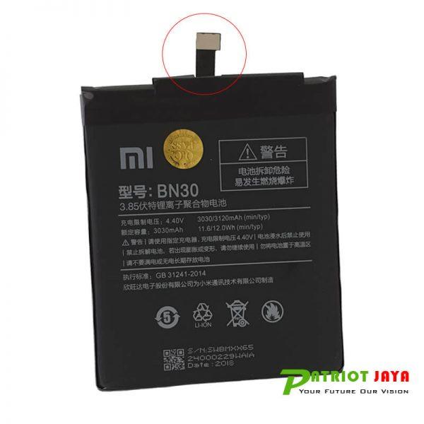 Jual Baterai Xiaomi Redmi 4A BN30 Purwokerto