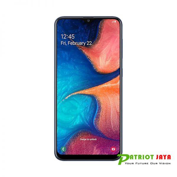 Jual Samsung A20 2019 Blue Purwokerto