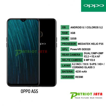 Jual Oppo A5S Purwokerto Purbalingga Banyumas