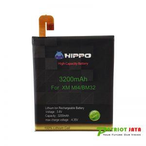 Jual Baterai Hippo Xiaomi MI4 BM-32 Purwokerto