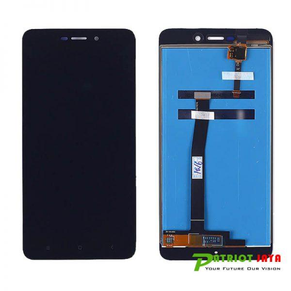 Jual LCD Touchscreen Xiaomi Redmi 4A Hitam di Purwokerto Purbalingga