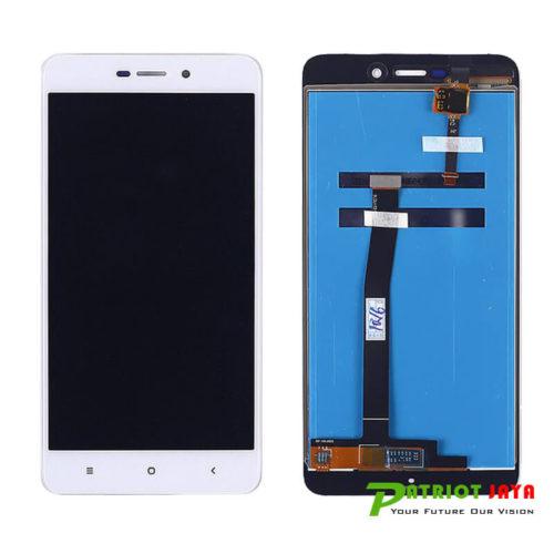 Jual LCD Touchscreen Xiaomi Redmi 4A White di Purwokerto Purbalingga