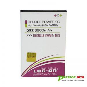 Harga Baterai LOGON Evercoss U6 Xtream 1 Plus 4G LTE
