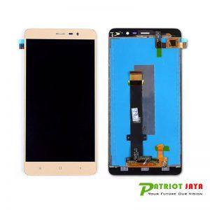 Jual LCD Touchscreen Xiaomi Redmi 3 dan 3S Gold di Purwokerto