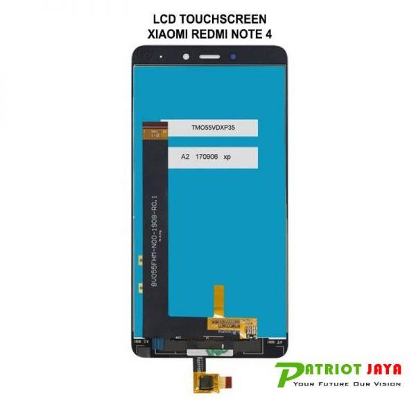 Harga LCD Touchscreen Xiaomi Redmi Note 4 Mediatek di Purwokerto
