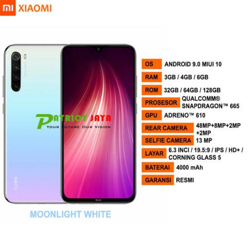 Harga Xiaomi Redmi Note 8 di Purwokerto