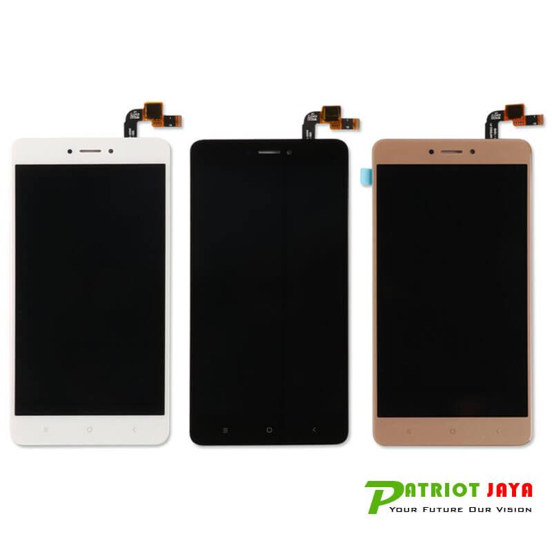 Harga LCD Touchscreen Xiaomi Redmi Note 4 4X Mediatek