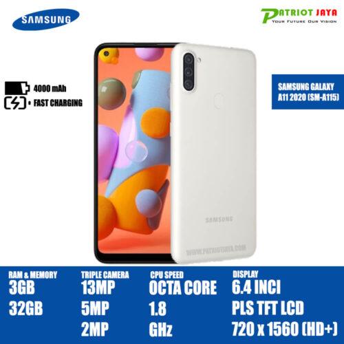 Harga Samsung Galaxy A11 2020 SM-A115