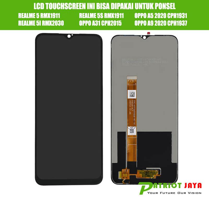 LCD Touchscreen Realme 5i RMX2030