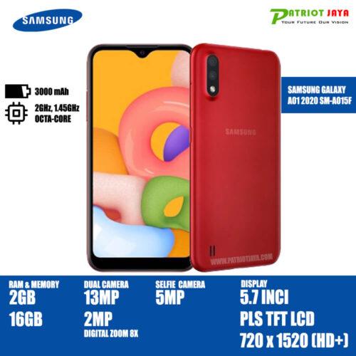 Harga Samsung Galaxy A01 2020 SM-A015F Red
