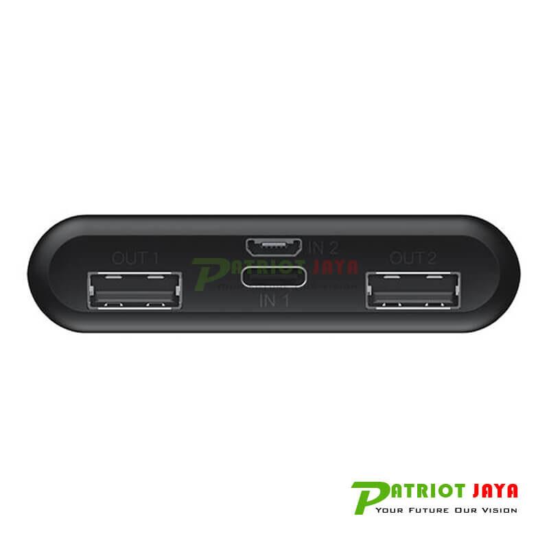 ROBOT RT7500 Dual Input Dual Output 7000mAh Power Bank