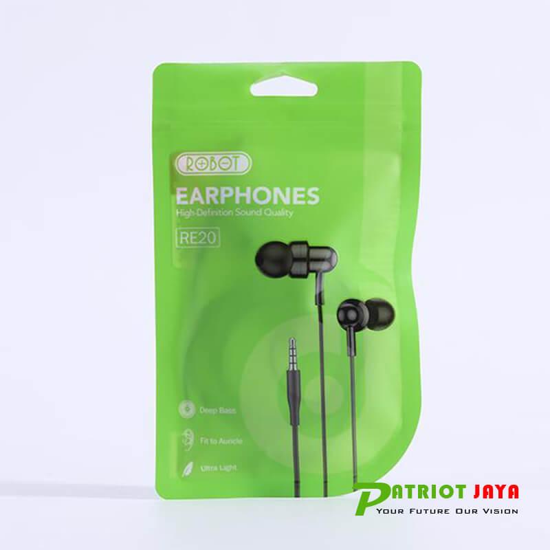 ROBOT RE20 Headset Oblique In-Ear Deep Bass