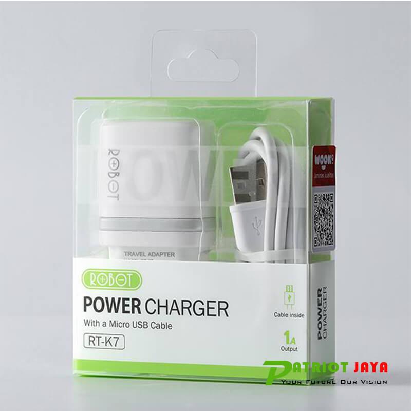 Robot RT-K7 Charger Single USB Output